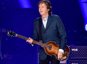 McCartney na 36 jaar weer op 1 met album
