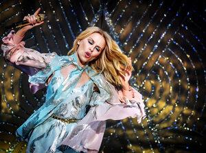 Kylie Minogue - Koninklijk Circus, Brussel