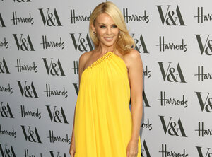 Kylie Minogue naar België voor Rock Werchter