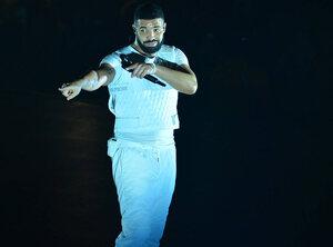 ' Drake schroeft security op vanwege Kanye'