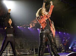 La chanson du jour : Alicia Keys – Girl on Fire