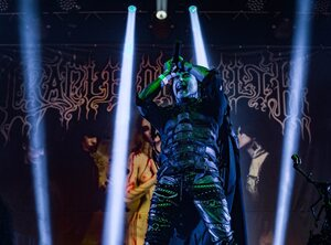 Cradle Of Filth @ Graspop Metal Meeting 2019