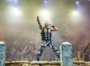 Sabaton @ Graspop Metal Meeting 2019