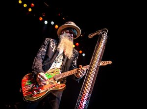 ZZ Top @ Vorst Nationaal, Brussel