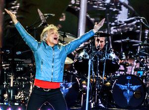 Bon Jovi - Festivalpark, Werchter