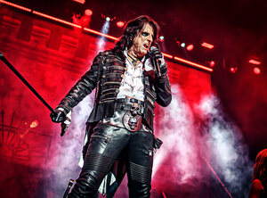 Alice Cooper - Forest National, Bruxelles