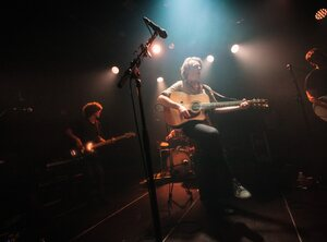 Coca-Cola Sessions: Mooneye+Almighty Mighty - Ancienne Belgique, Brussel