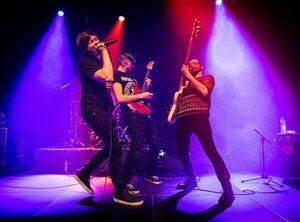 CLCKWS @ Humo Rock Rally (Turnhout)