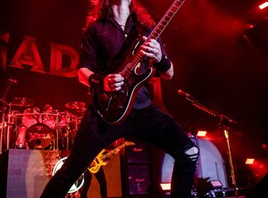 Megadeth @ Royal Arena, Kopenhagen