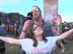 Fanny Ruwet au Graspop Metal Meeting: c'était ça!