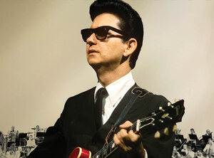 Win een cd of lp van 'Unchained Melodies: Roy Orbison with the Royal Philharmonic Orchestra'!