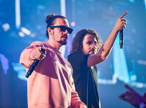 Dimitri Vegas & Like Mike pour 4 dates de folie à Anvers !
