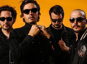 Gagnez un ticket duo ou l'album 'Gracias Señor' de The Sore Losers!