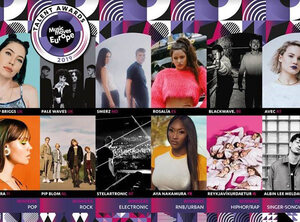Blackwave (Be) parmi les 12 lauréats des Music Moves Europe Talent Awards