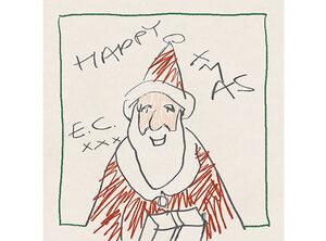 Eric Clapton sort son album de Noël