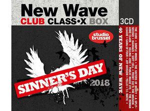 Win een 3cd box van SINNER'S DAY met het beste van New Wave en Punk!