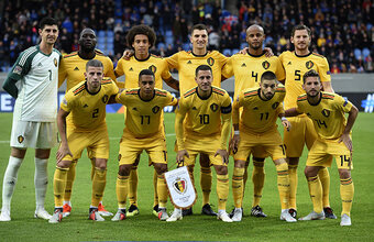Remportez 4 tickets pour la rencontre Belgique - Islande !