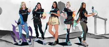 Cloud9 accueille un roster Valorant entièrement féminin