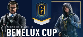 R6S Benelux Cup: vier teams voor €10.000 en records