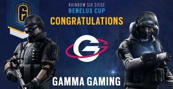 R6S Benelux Cup : Gamma Gaming remporte le titre et ses 4 000 €