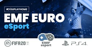 EMF eSport EURO 2020: dit zijn de vier gekwalificeerden