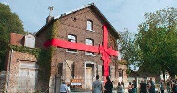 VTM geeft een huis weg in 'Huis Gemaakt'