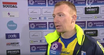"""Brüls (Westerlo) razend over 'zaak Beerschot - Virton': """"Als het sportief niet kan, dan maar via de groene tafel"""""""