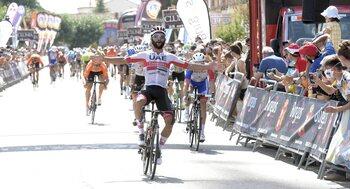 Daags na exploot Evenepoel: sprinters laatste keer aan zet in Ronde van Burgos