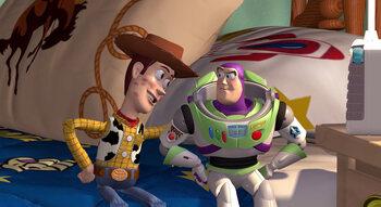 Regardez Toy Story et Toy Story 2 sur Disney Cinema avant de voir Toy Story 4 au cinéma