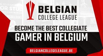 Belgian College League: esports voor studenten floreert