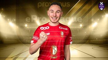 Proximus ePro League: Sheva en regerende kampioen vertegenwoordigen Standard Luik