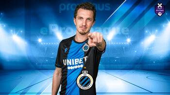 Proximus ePro League: Laurientes, un ancien champion de Belgique pour le Club Bruges