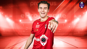 Proximus ePro League: Vincinator à l'Antwerp pour son plus grand défi