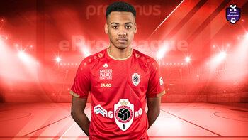 Proximus ePro League: Zimet fait le grand saut avec l'Antwerp