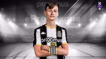 Proximus ePro League: Charleroi kiest met MatthaX voor de jeugd