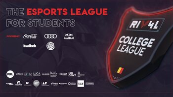 RIV4L College League: het gaat er hard aan toe in de arena's van Rocket League