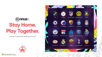Geen enkel Belgisch team neemt deel aan Stay and Play Cup op FIFA 20