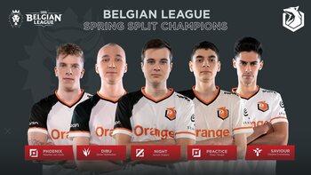 """Sector One-manager Tafikay: """"Onze tweede split in de Belgian League zal nog beter zijn dan de eerste"""""""