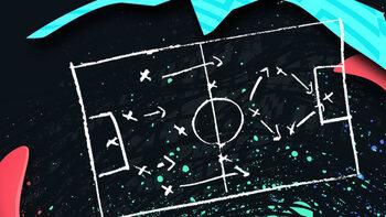 Tout savoir sur la tactique personnalisée dans FIFA 20