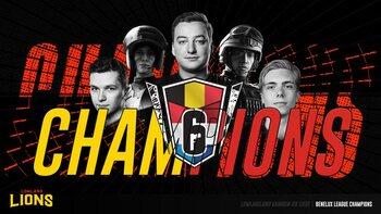 Rainbow 6: LowLandLions wint de Benelux League