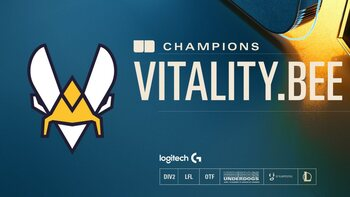 Underdogs League of Legends : Vitality l'emporte, le Belge Moopz battu en quart