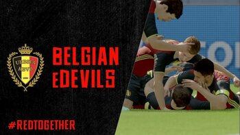 Het parcours van de eDevils op FIFA