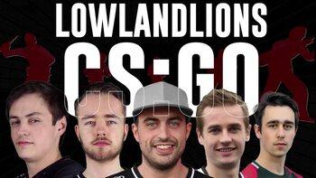 NumberOne CSGO: TheDice, LLL, UBITEAM en de Panthers hebben ticket voor play-offs beet
