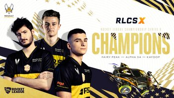 RLCS X EU: Renault Vitality wint derde Europese manche