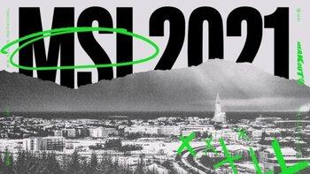Le MSI 2021 et le Stage Masters du Valorant Champions Tour seront organisés en Islande