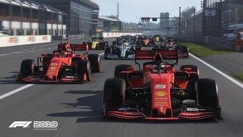 Thibaut Courtois racet tegen bekende Fransen op F1 2019-evenement van First Team