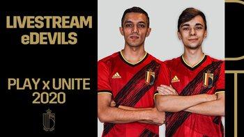 FIFA Play x Unite 2020: Stefano Pinna en Geoffrey Meghoe vertegenwoordigen ons land (+LIVESTREAM)