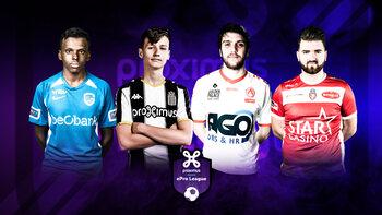 Proximus ePro League: kwartfinales