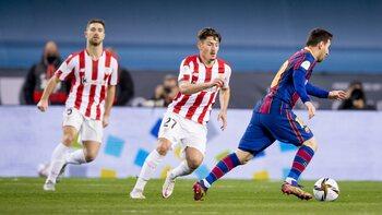 Copa del Rey-finale tussen Athletic Bilbao en FC Barcelona wordt duel van de wraak