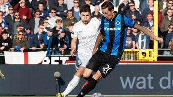 Le football professionnel injecte 615 millions d'euros dans l'économie belge